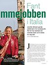 Fant drømmejobben i Italia