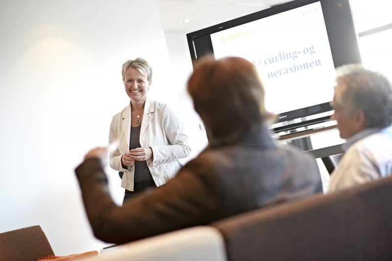 Ranveig R. Saaghus tilbyr lederutvikling individuelt og for grupper