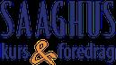 Saaghus Kurs og Foredrag Logo