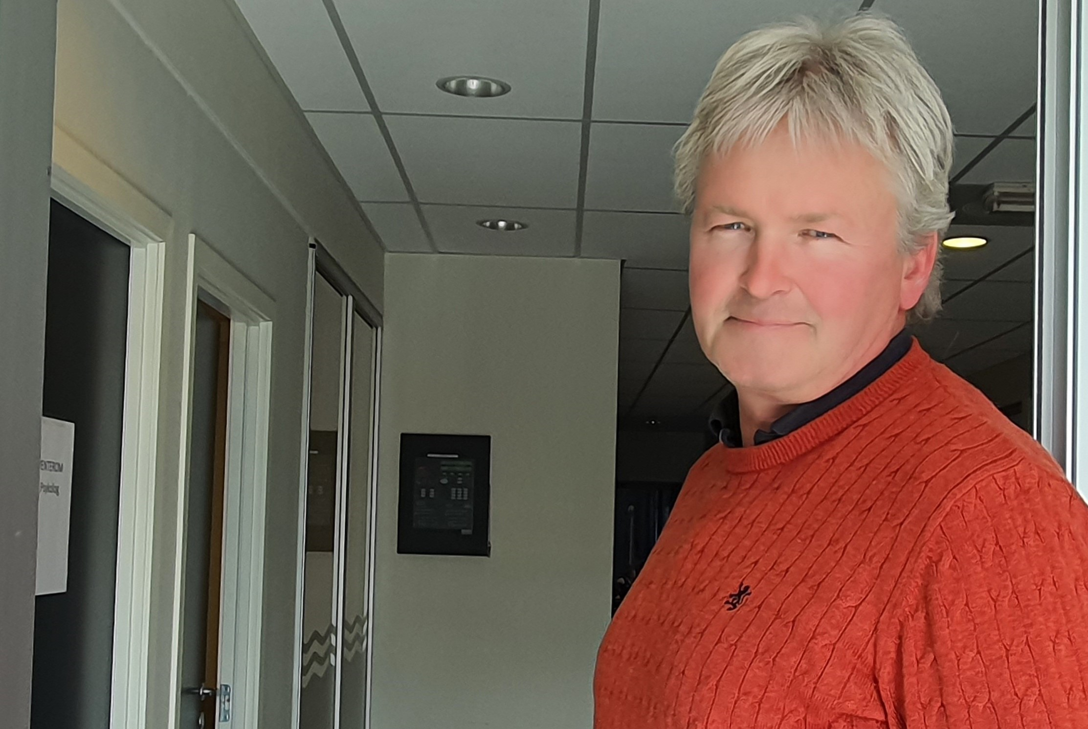 Nils Terje Hanevold ambefaler DL-kurs WEB